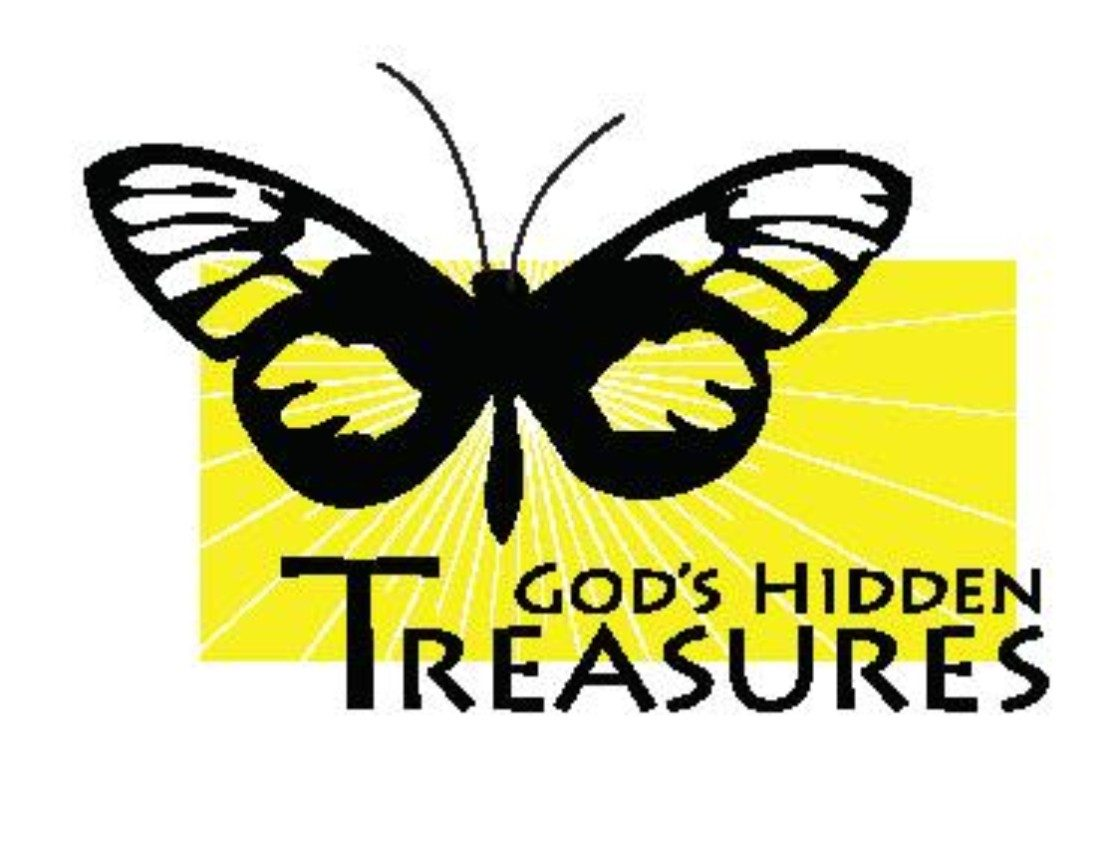 God's Hidden Treasures                                            Blog